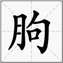 《朐》-康熙字典在线查询结果 康熙字典