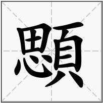《顋》-康熙字典在线查询结果 康熙字典