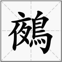 《鵺》-康熙字典在线查询结果 康熙字典