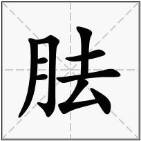 《胠》-康熙字典在线查询结果 康熙字典
